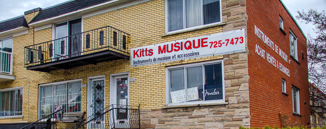 Kitts musique