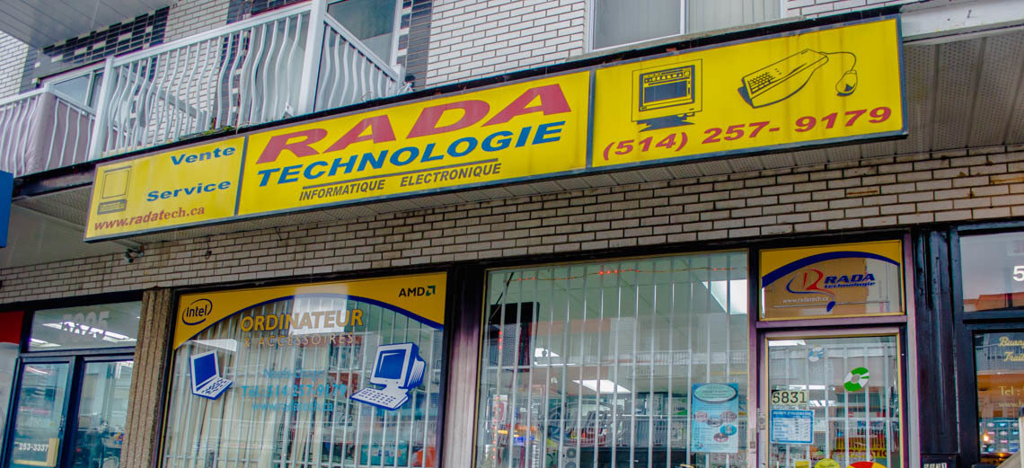 Rada technologie inc.